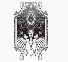 Goddess Nouveau by Vincent Carrozza