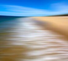 Zen Beach III / Peaked Hill Bars by Christopher Seufert