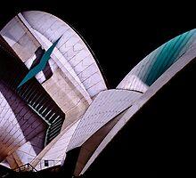 Sydney Opera House @ Sydney Vivid Festival II by kutayk