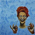 Florence Broadhurst Manhands. by Mathew Halpin