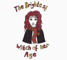 The Brightest Witch of Her Age by LittleMizMagic