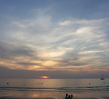 Sunset, Kata Beach (2) by KUJO-Photo