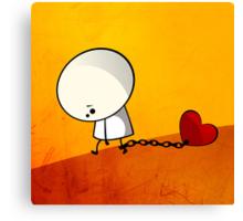Love Prisoner Canvas Print