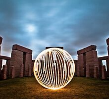 Strange Sightings at Stonehenge Esperance WA by Stephen Humpleby