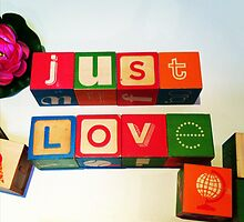Just Love by Taryn King