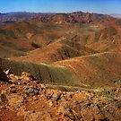 Arkaroola Landscape by Peter Hammer