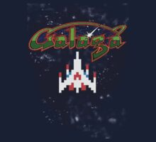 Galaga by Elkin  Jaramillo