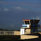 Lifeguard Tower by Noel Elliot