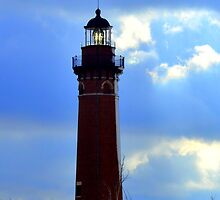 Lighthouse 3 by Debbie  Maglothin