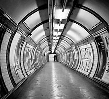 Tunnel Vision by LindaWisdom