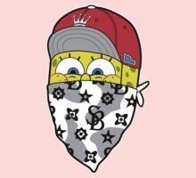 Sponge gang Kids Clothes