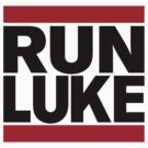 RUN LUKE (Black font) by Koukiburra