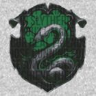 Slytherin by ladysekishi