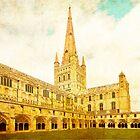 Norwich Cathedral by Nicholas Jermy
