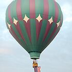 Balloon Festival (4) by Nicole  Markmann Nelson