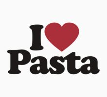 I Love Pasta by iheart