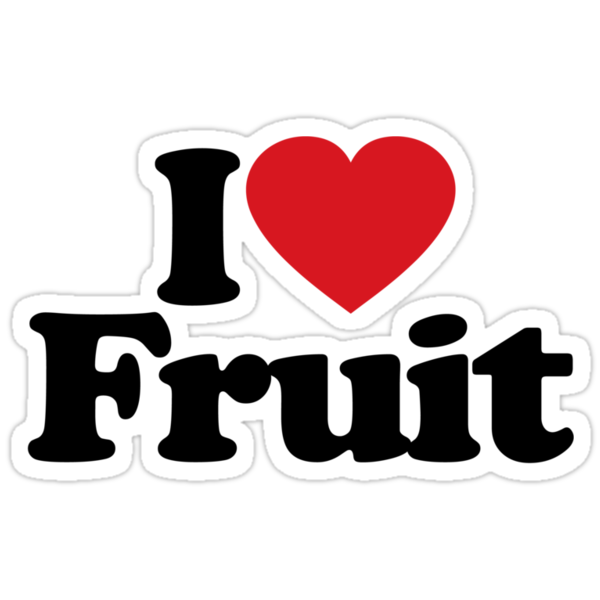 I Love Fruit by iheart