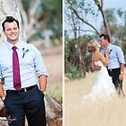 Alana and Dan wedding by idphotography