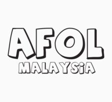 AFOL Malaysia by Customize My Minifig by ChilleeW
