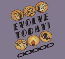 Evolve Today! by QuestionSleepZz