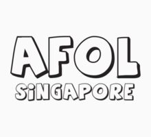 AFOL Singapore by Customize My Minifig by ChilleeW