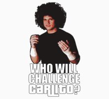 Who Will Challenge Carlito? by EWBSDM