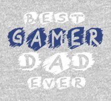 Best Gamer Dad Ever Kids Clothes