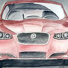 Jaguar XF 2012 by Eva  Ason