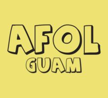AFOL Guam by Customize My Minifig by ChilleeW