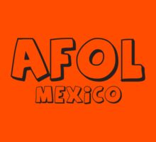 AFOL Mexico by Customize My Minifig by ChilleeW