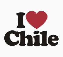 I Love Chile by iheart