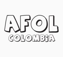 AFOL Colombia by Customize My Minifig by ChilleeW