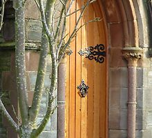 St Augustine's Door by Fara