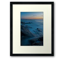 Waterscapes III Framed Print