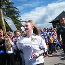 Olympic Torch, Luss, Scotland by ElsT