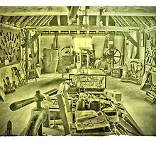 Tools by Dave Godden