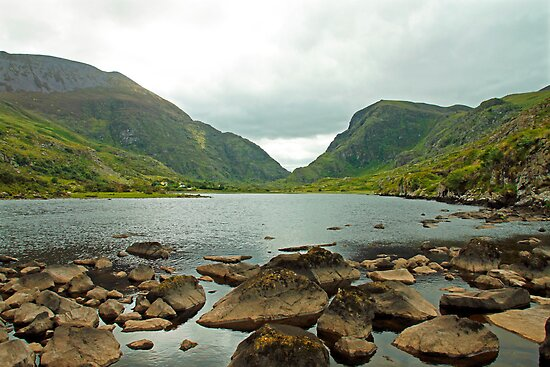 The Gap of Dunloe , Kerry, Ireland by Martina Fagan