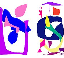 Diptych  by masabo