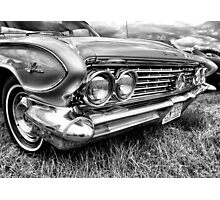 Buick Grill Photographic Print