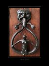 Door knocker - 2 by Roberta Angiolani