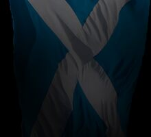 scottish flag by allan76