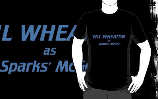 Wil Wheaton as Sparks McGee by VonAether