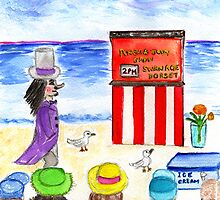 Punch And Judy by Hbeth