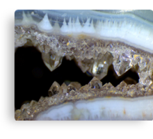 Dragon's Teeth Canvas Print