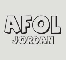 AFOL Jordan by Customize My Minifig by ChilleeW