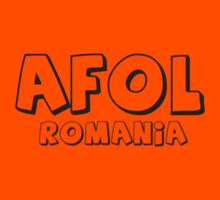 AFOL Romania by Customize My Minifig by ChilleeW