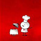 Cute Chef by Media Jamshidi