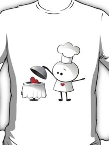 Cute Chef T-Shirt