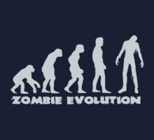 Zombie evolution Kids Clothes