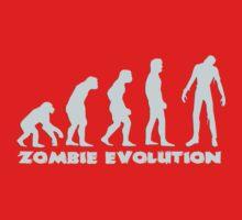 Zombie evolution Kids Clothes
